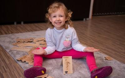 Как детето ви да научи буквите чрез игра