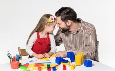 Как процесът на игра заздравява връзката между родителя и детето