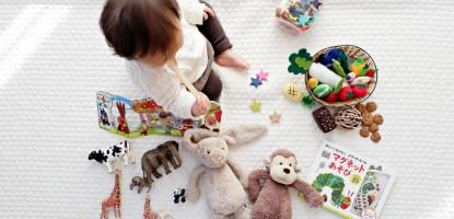 Как да изберете безопасни играчки за вашите деца